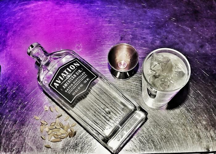 Ricette Cocktail con il Gin: Maverick è ispirato al film Top Gun