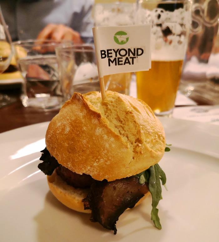 Rivoluzione vegana con Beyond Burger