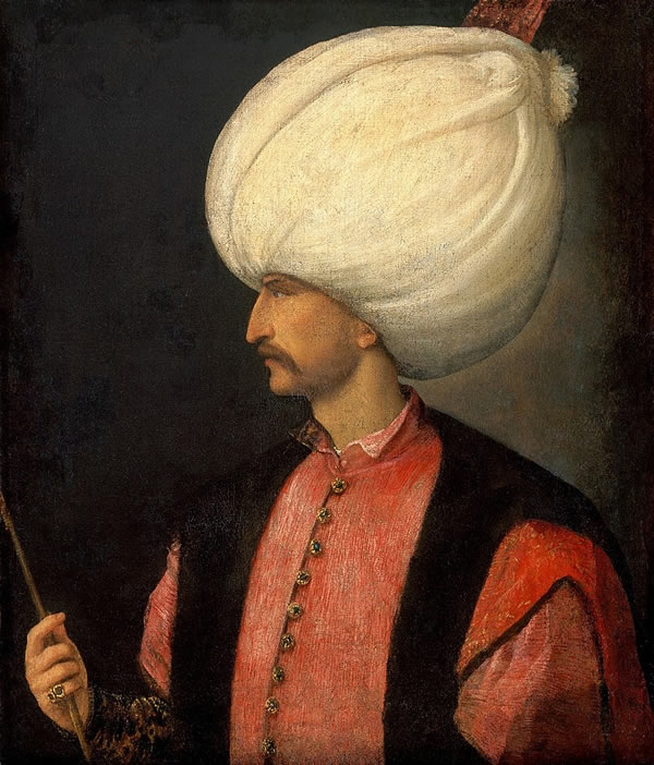 Sultano Solimano il Magnifico