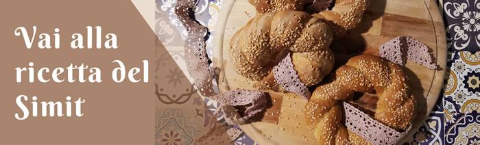 Scopri la ricetta del Simit turco