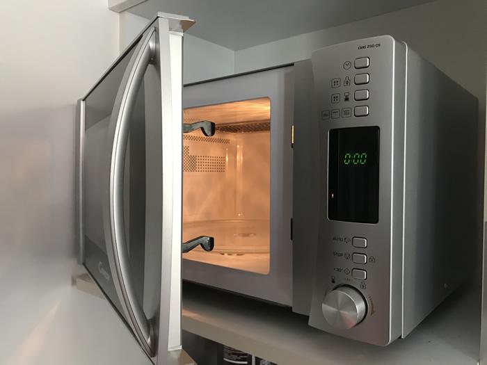 Cucinare con il microonde: 10 ricette