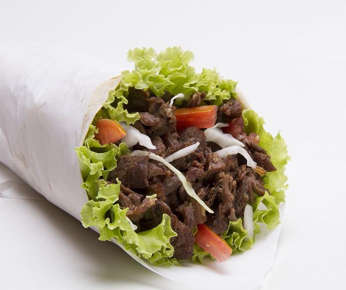 Kebab con il microonde
