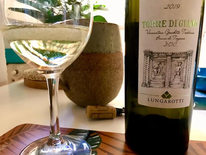 """Degustazione 2 etichette Lungarotti: """"Rubesco"""" e """"Torre di Giano"""""""