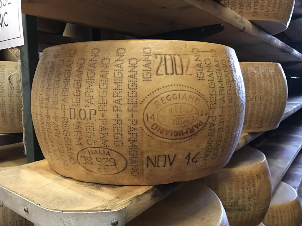 Parmigiano Reggiano contro Campbell's