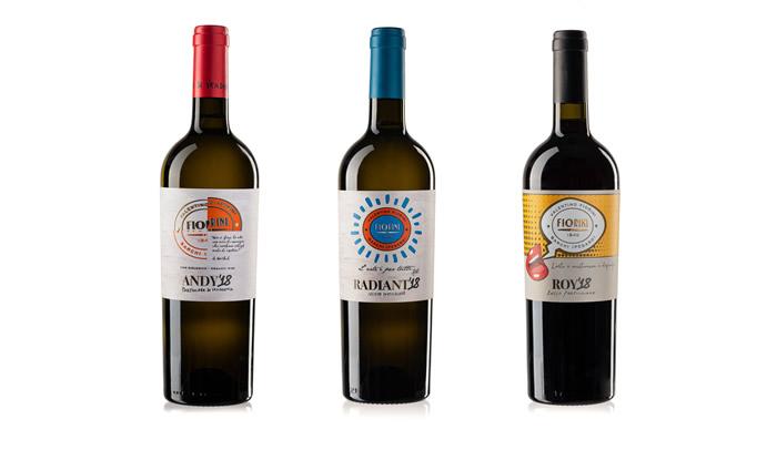 Collezione Pop Wine di Cantina Fiorini