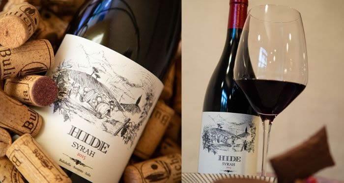 «Hide» Syrh IGT Costa Toscana: Vini Bulichella