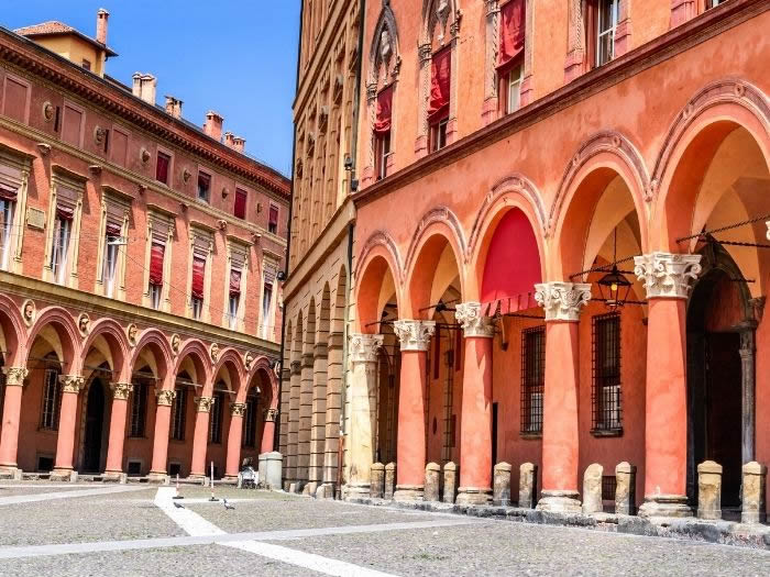 Portici di Bologna