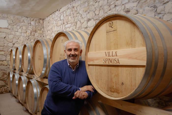 Enrico Cascella Spinosa