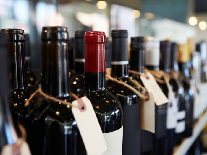 Vendita vino on line