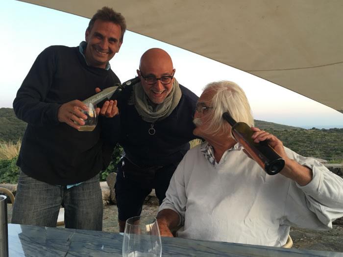 Gabrio e Giotto Bini