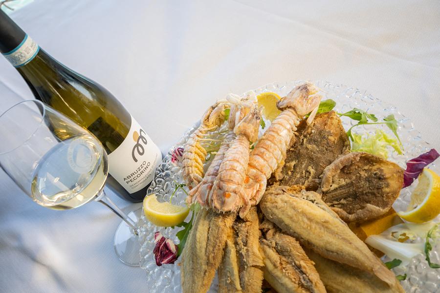 Caratteristiche del vino Abruzzo Pecorino