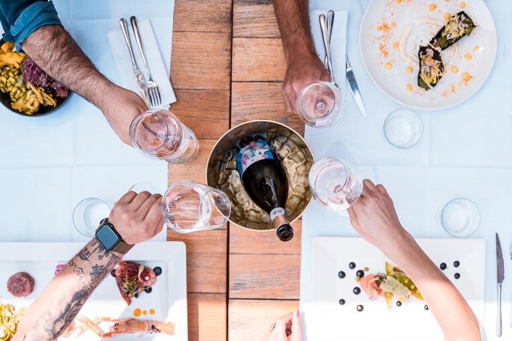 Bolé Rosé: lo Spumante di Romagna da uve Sangiovese