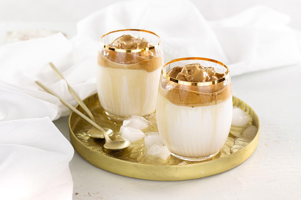 Dalgona coffee o caffè Dalgona