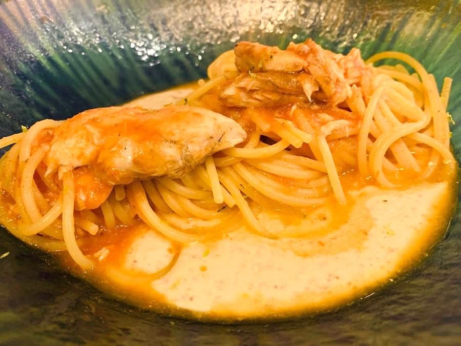 Spaghetti del Caro Melo a Donnalucata