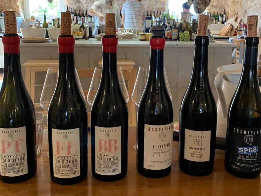 Vini siciliani per l'autunno: Occhipinti