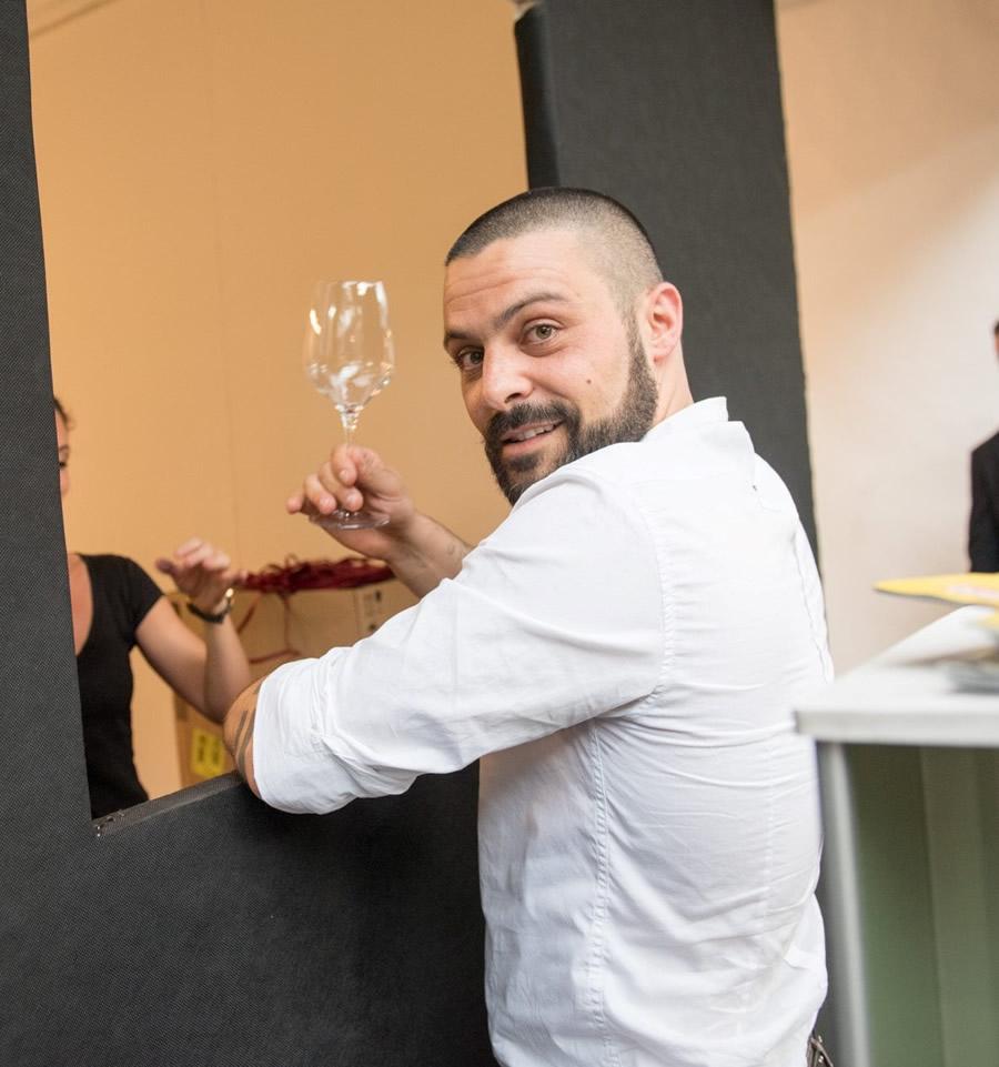 Emiliano De Venuti organizzatore di Vinòforum 2020