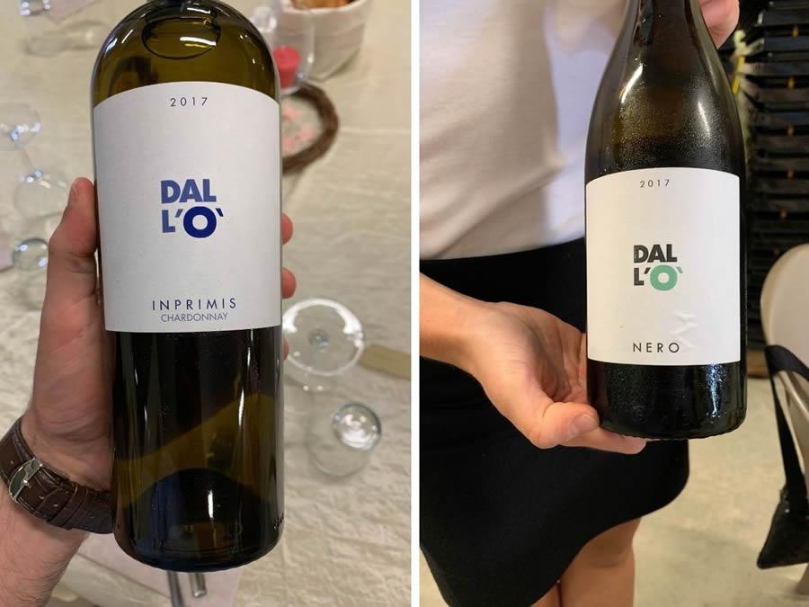 Etichette Cantina Dario Dall'ò