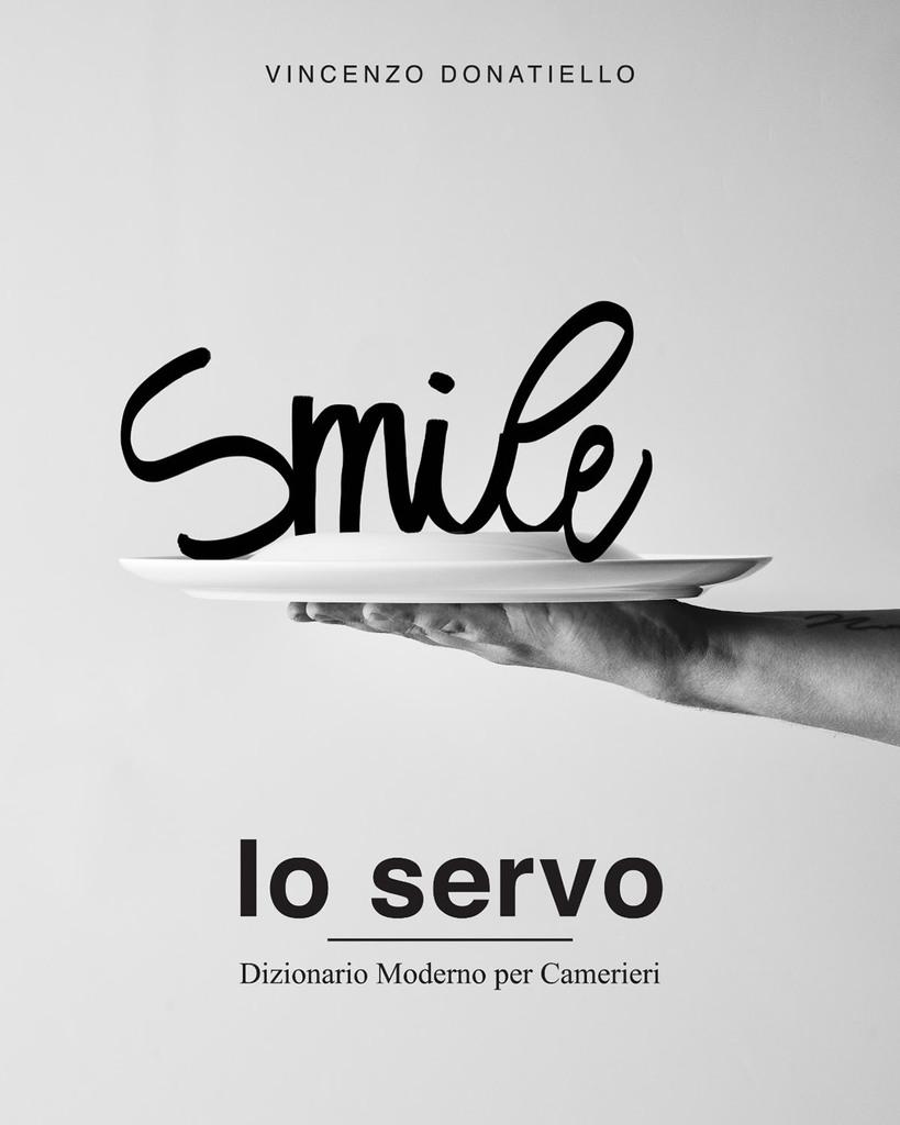 Copertina del libro Io Servo di Vincenzo Donatiello