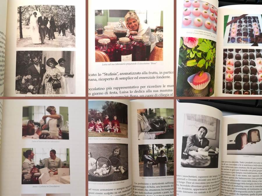 Immagini del libro Luisa & Luisa. Una storia di cioccolato
