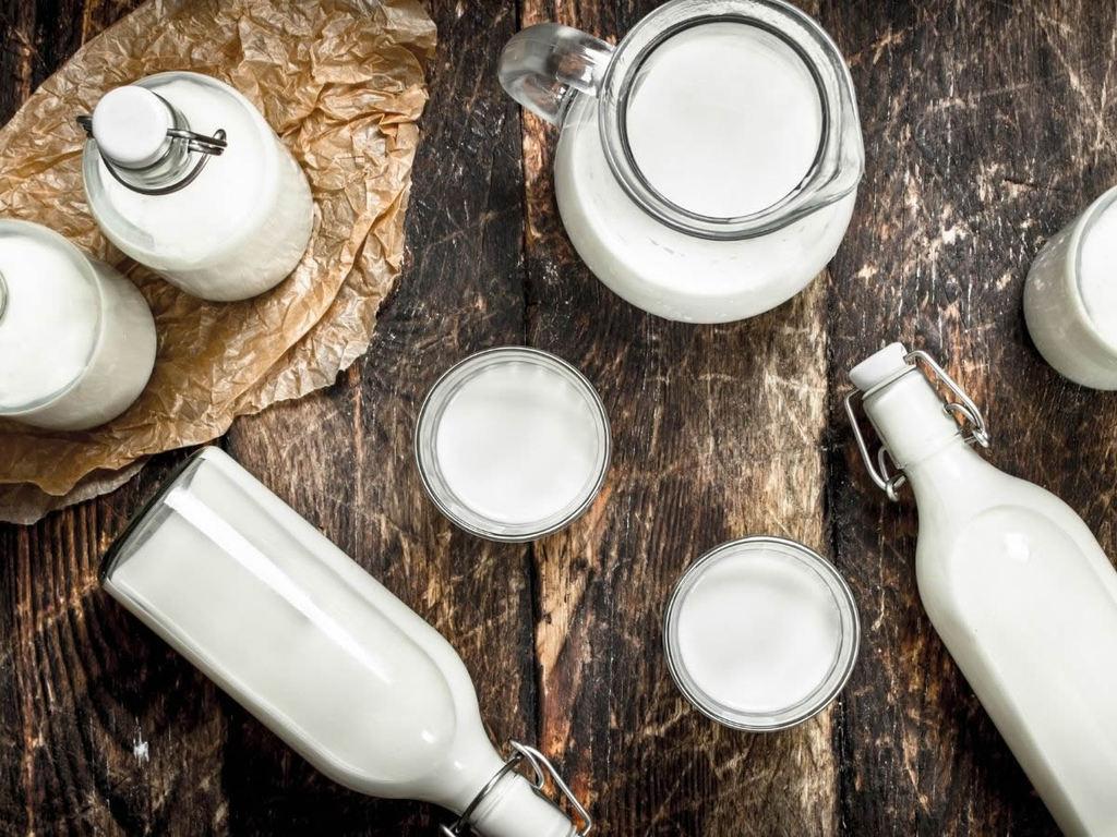 Tipi di latte vaccino in commercio