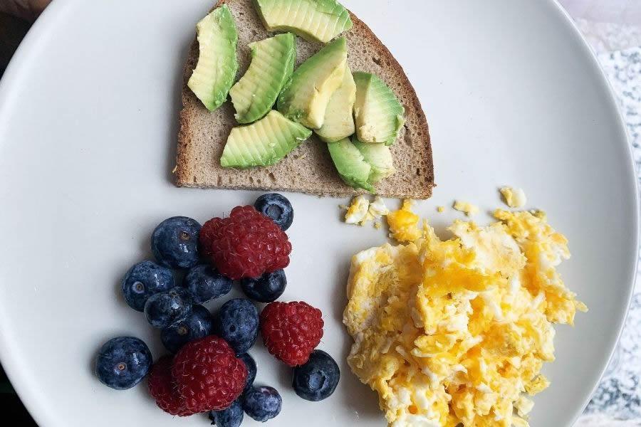 colazione salata in gravidanza