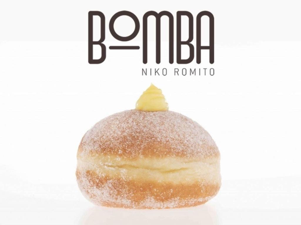 Bomba di Niko Romito apre a Pescara