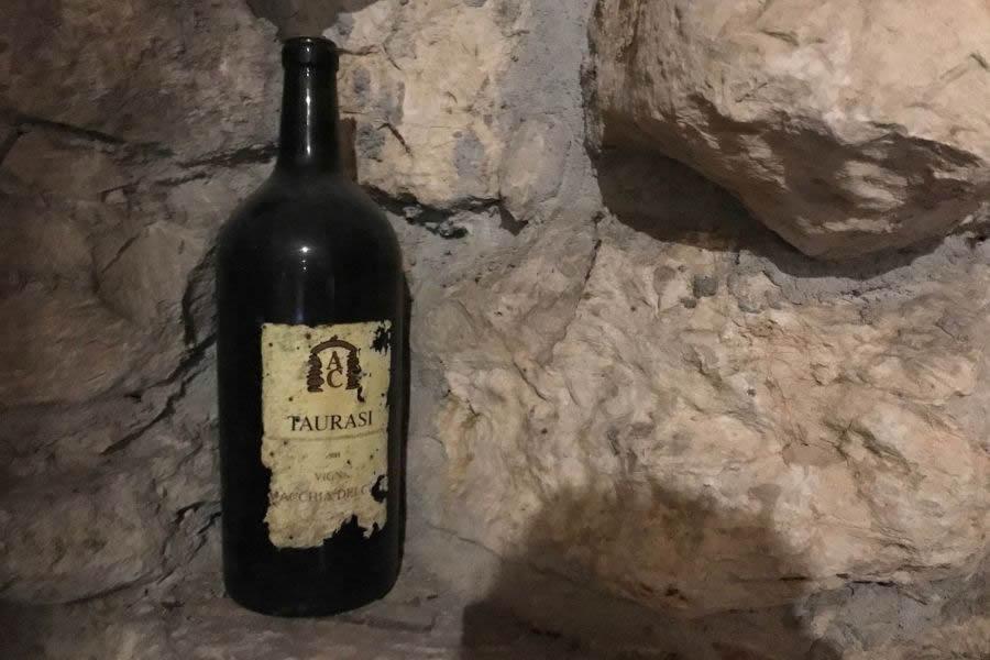 3 DOCG dell'Irpinia: Taurasi, Greco di Tufo, Fiano di Avellino