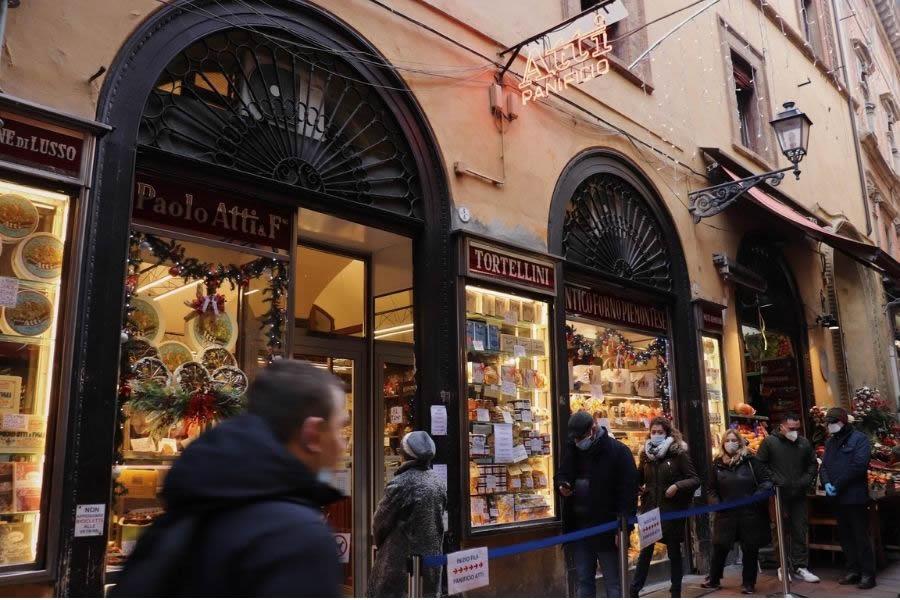 Paolo Atti e figli Quadrilatero a Bologna