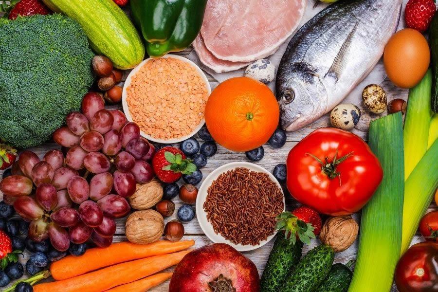 Dieta mediterranea, fonte di benessere