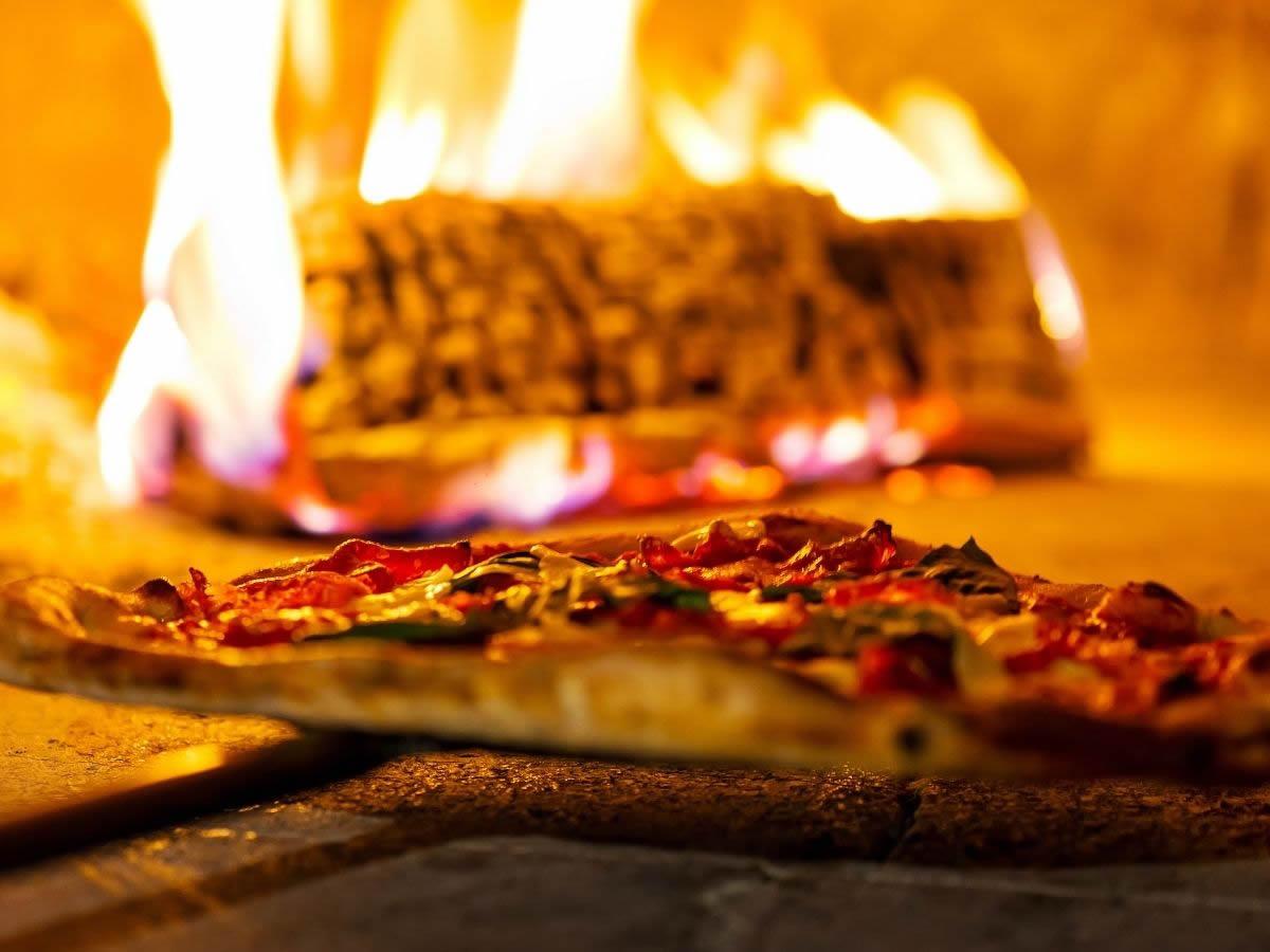 Pizza Pascalina dell'Istituto Pascale di Napoli