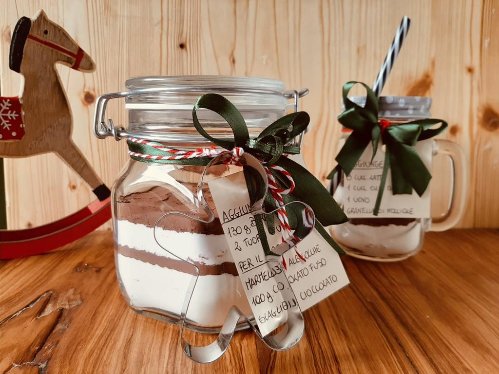 Regali gastronomici fatti in casa: 5 idee per il Natale