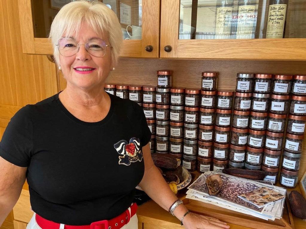 Donna Elvira a Modica: il regno della cioccolateria siciliana