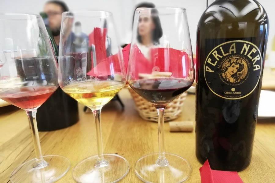 Perla Nera di Chiusa Grande tra i 10 vini per San Valentino