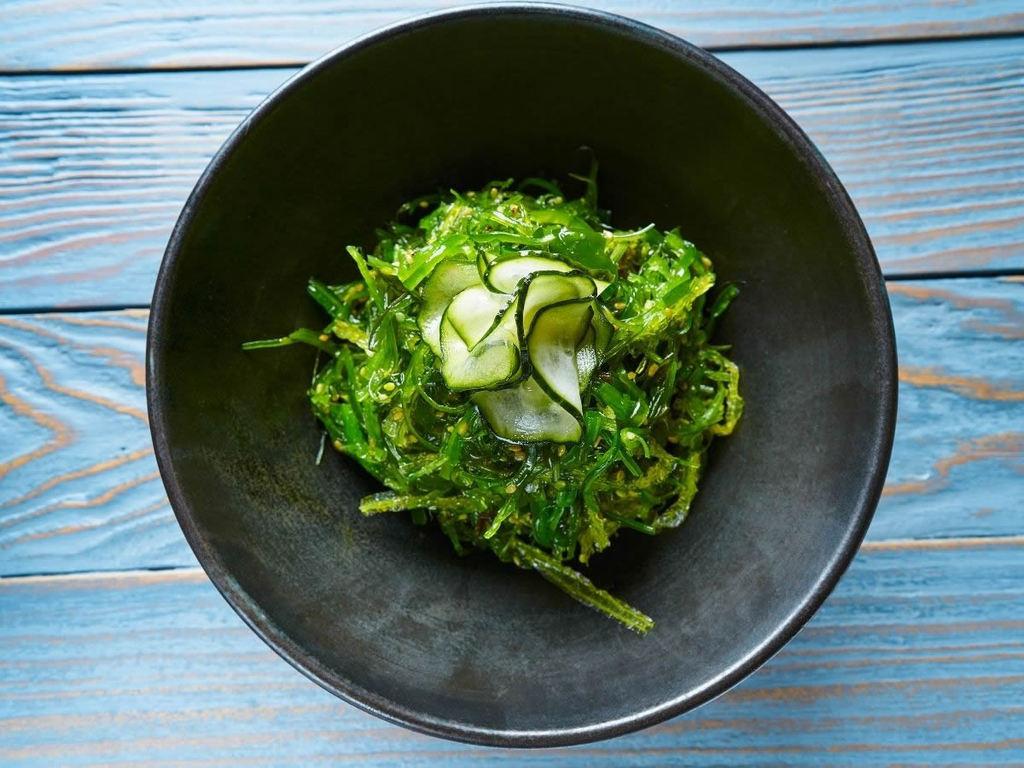 Caratteristiche delle alghe alimentari