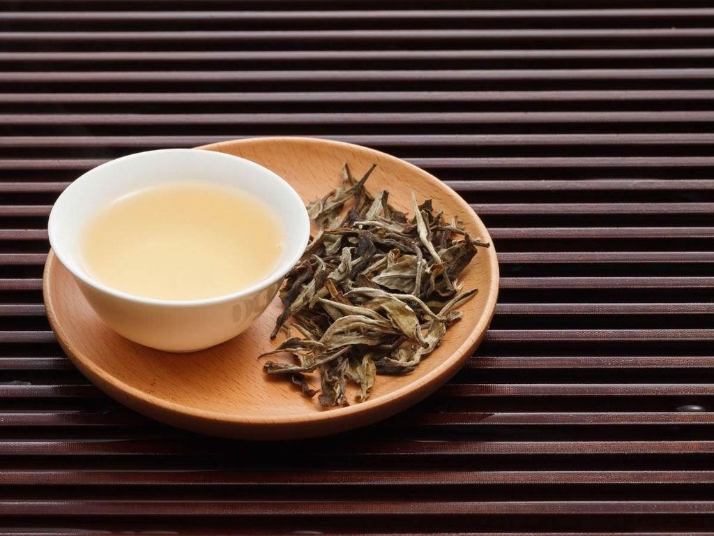 Tazza di Tè Bianco e le sue virtù benefiche