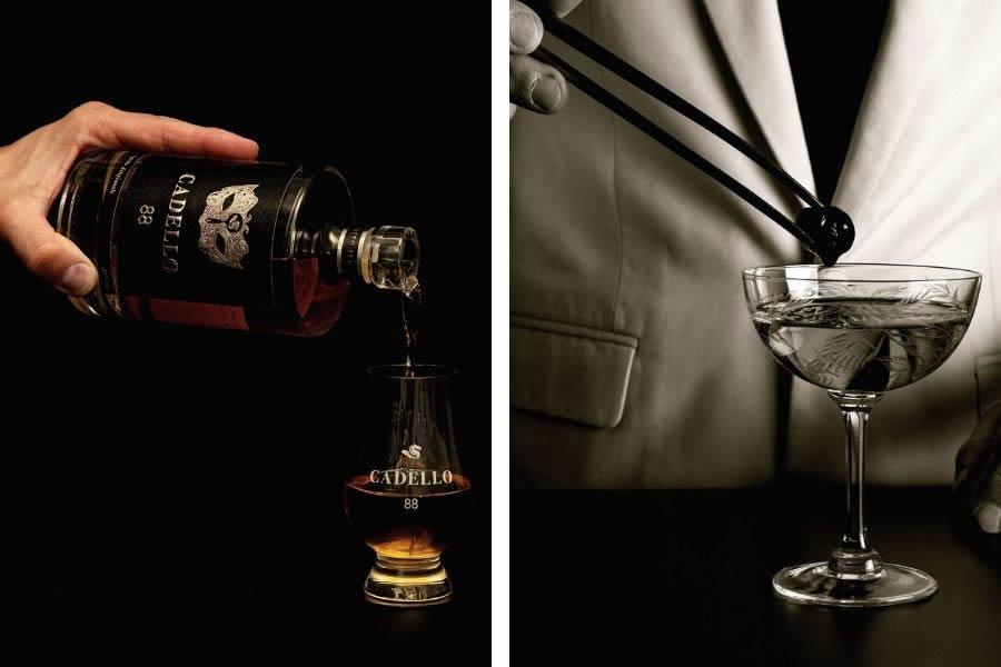 Cadello 88 Distilleria Pisone
