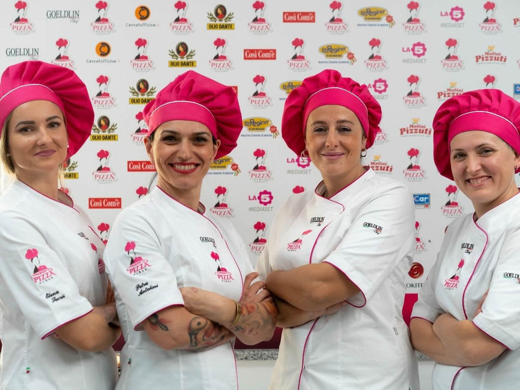 Pizzagirls in TV: chi sono le protagoniste