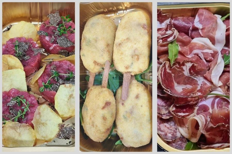 Delivery La Bettola del Gusto a Pompei