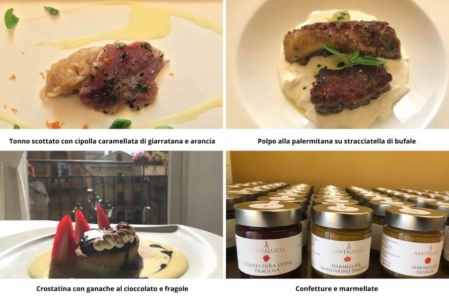 Chef Vincenzo santalucia La Scala Ristorante