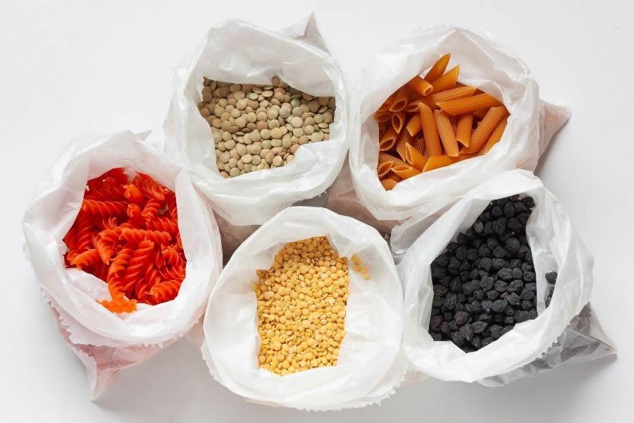 Proprietà delle farine di legumi: benefici e controindicazioni