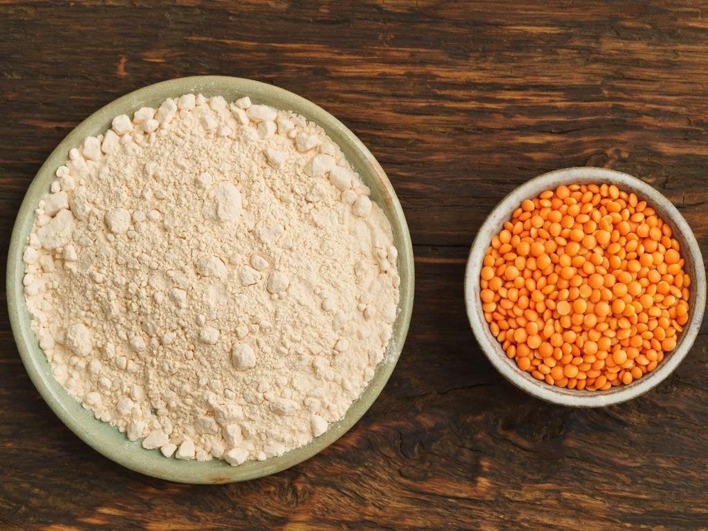 Benefici e controindicazioni delle farine di legumi