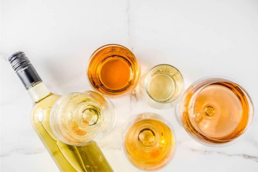 Storia degli Orange wine