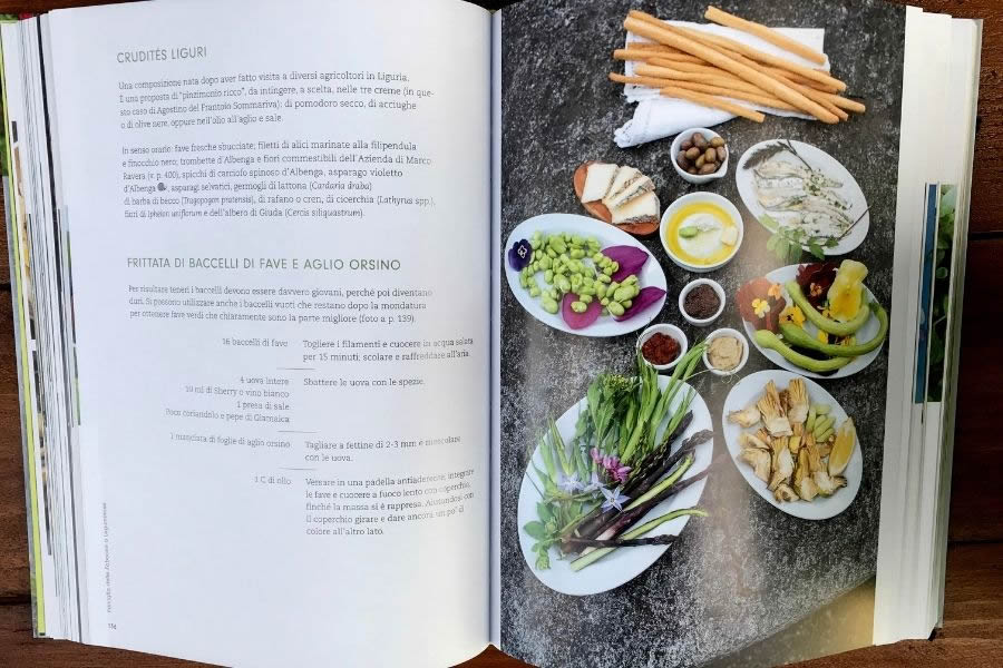 Meret Bissenger: La mia cucina di primavera e d'estate