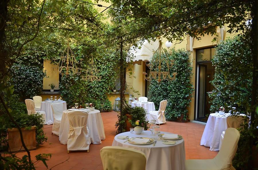 Gran Hotel Majestic Bologna: nuovo menù e carta degli oli