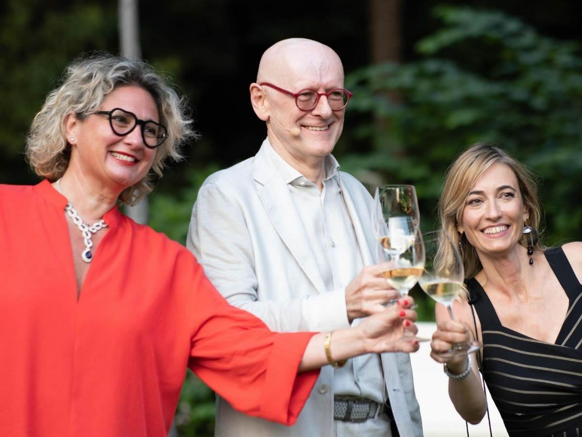 Champagne en libertè 2021 evento Alberto Massucco Champagne