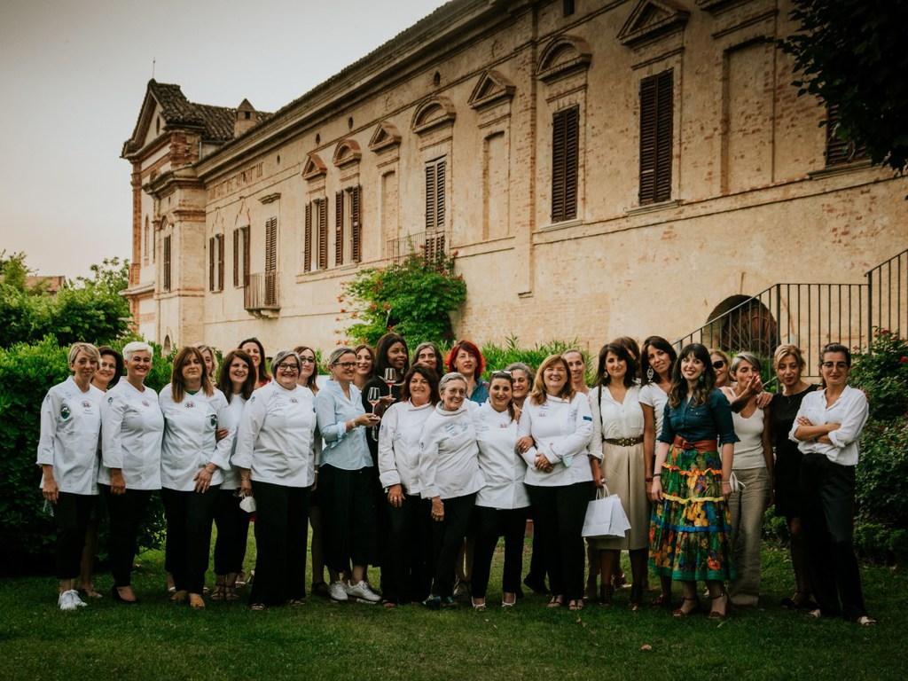 Le Donne del Vino-Lady Chef: partnership in Abruzzo