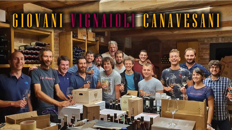 ReWine, buon successo per l'evento dei Giovani Vignaioli Canavesani