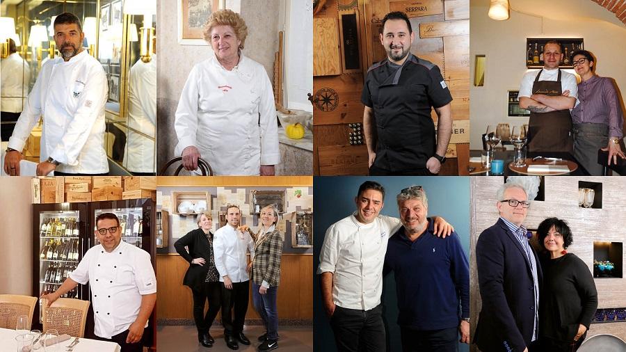 Nuovi ristoratori in TavoleDOC Liguria 2021