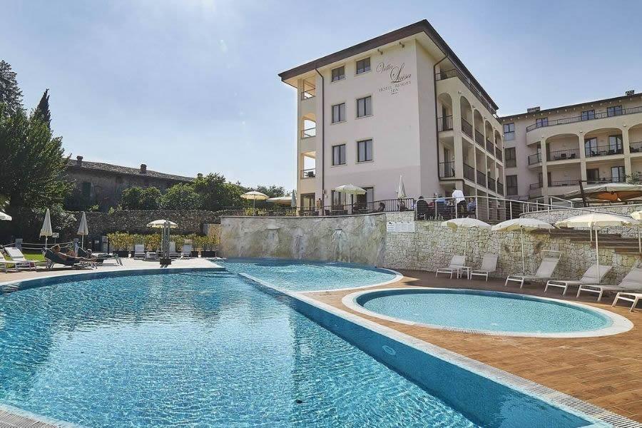 Villa Luisa sul Lago di Garda, la direzione punta sull'alta cucina