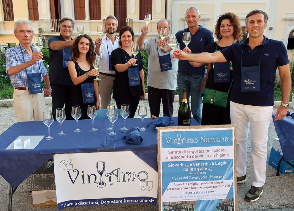 Programma di ViniAmo Numana 2021
